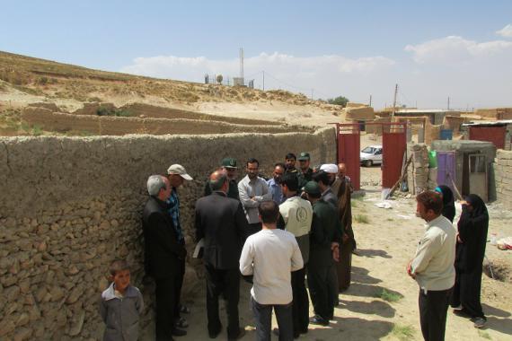 گلچین تصاویر فعالیت گروه های جهادی در کبودراهنگ