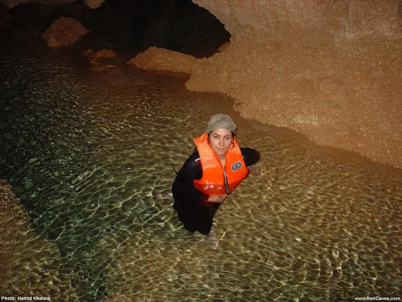 اشتباه نکنید اینجا غار علیصدر نیست! + ع