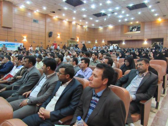 گزارش تصویری شورای اداری کبودراهنگ با حضور آموزش و پرورش