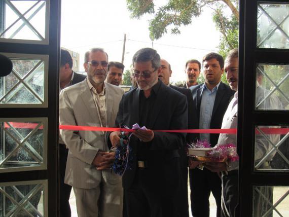 مدرسه طرح برکت شهرستان کبودراهنگ افتتاح شد