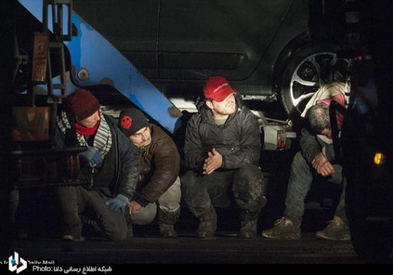 گزارش تصویری/زندگی بدوی ایرانیها در کمپ آوارگان فرانسه