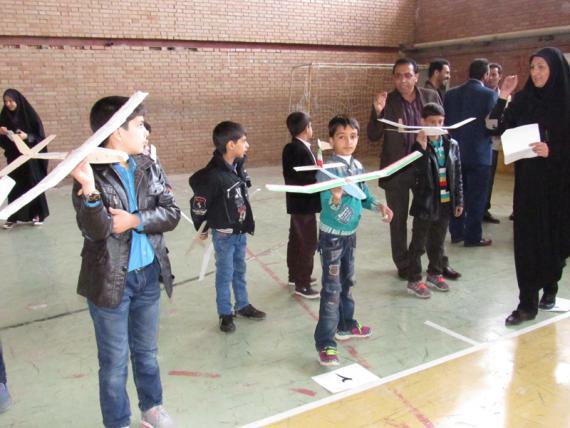 مسابقات پارا گلایدر استان در کبودراهنگ / گزارش تصویری