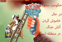 حکومت سعودی سعی درخاموش کردن آتش فتنه است