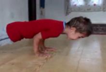 قدرت حیرت انگیز کودک 5 ساله