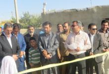 افتتاح پروژه های عمرانی هفته دولت در شهرستان کبودراهنگ