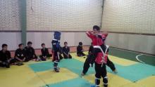 مسابقات کونگ فو جام منطقه ای همدان به میزبانی کوریجان