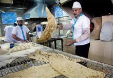 70 روستای کبودراهنگ فاقد نانوایی است